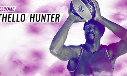 Othello Hunter ya es oficialmente jugador del Real Madrid