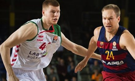 "Davis Bertans: ""It feels great to be back"""