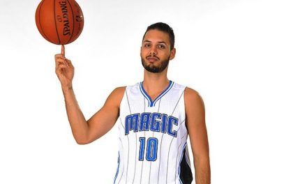 Evan Fournier excited to play in London, eyes Rio Olympics