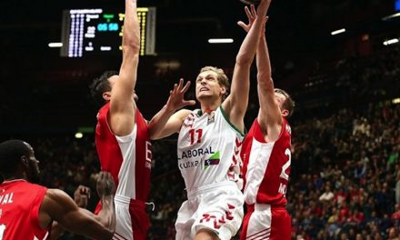 "1-on-1 with Jaka Blazic: ""I wanted to take a step forward in my career"""