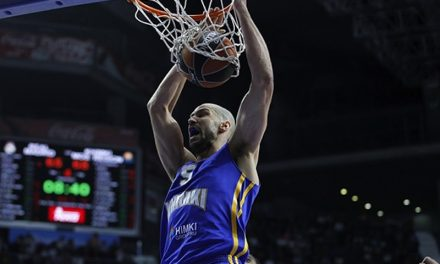 "James Augustine: ""The goal is always to win the Euroleague"""