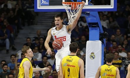 "Willy Hernangomez: ""I'd like to stay at Real Madrid"""