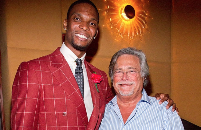 Chris Bosh ve luz al final del túnel