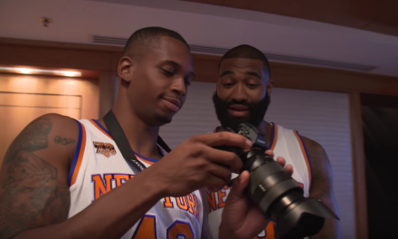 Las interioridades del Media Day de los Knicks