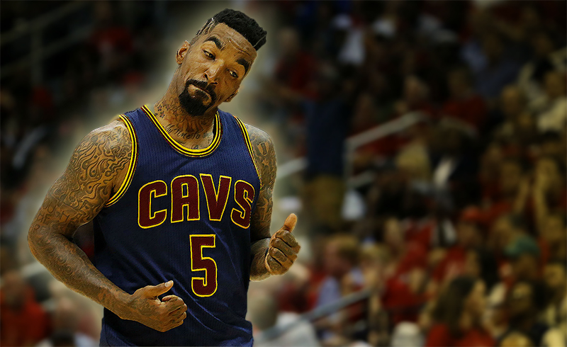 JR Smith o la última rareza del mercado NBA