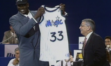 Los Magic temieron perder a Shaquille en el Draft del '92