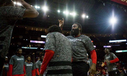 James Harden ya lidera a los Rockets de Mike D'Antoni