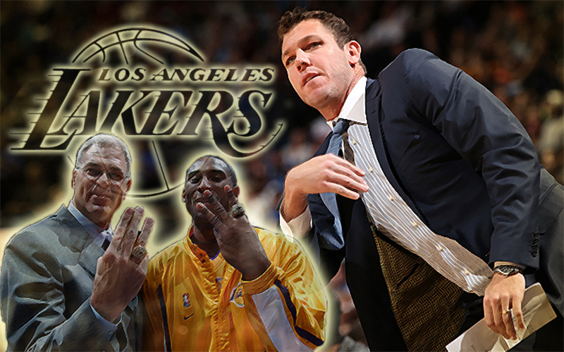 Los Angeles Lakers, bajo la eterna sombra de Phil y Kobe