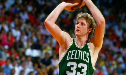 La leyenda de Larry Bird