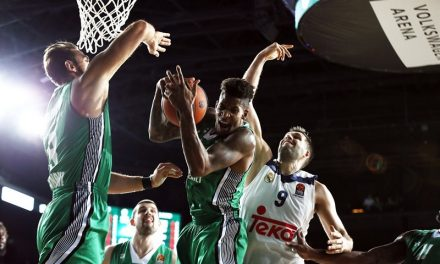 El Real Madrid sigue sin ganar en Estambul (81-68)