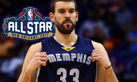 Marc Gasol jugará su tercer All Star Game