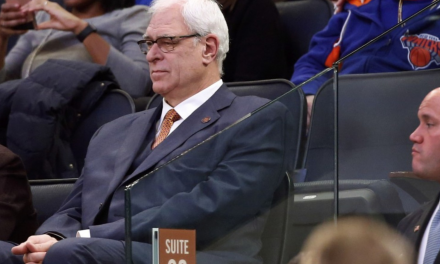 Phil Jackson dispara contra Carmelo Anthony