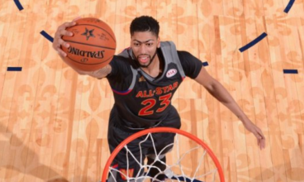 Anthony Davis rompe los registros del All Star Game