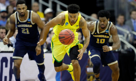 Oregon se cuela en el 'Elite Eight' y reta a Kansas