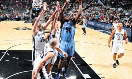 Un final trepidante entre Grizzlies y Spurs