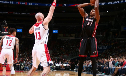 Hassan Whiteside abusa en Washington