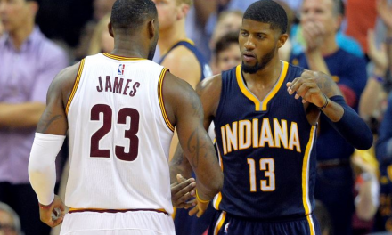 LeBron James y Paul George por un único destino