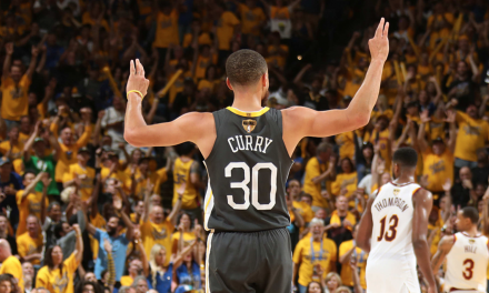 Un Curry de récord da el segundo punto a Golden State