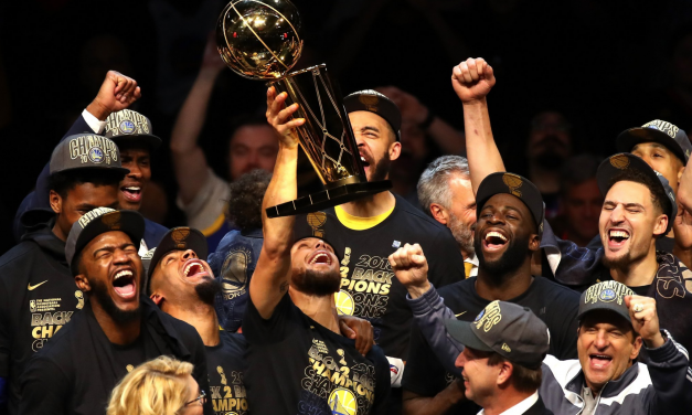 The Warriors dynasty still there: second straight NBA championship and third in four seasons