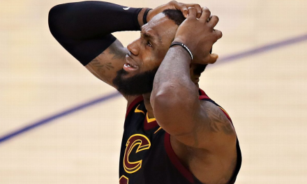 LeBron James played with significant hand injury since game 2