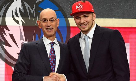 Mavs and Hawks sent Luka Doncic to Dallas